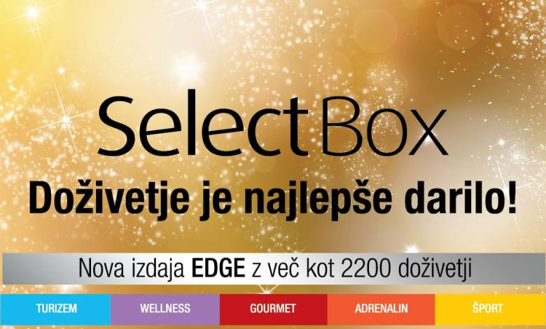 popolno darilo, SelectBox, Podarite raziskovanje, darilo, prazniki, gurmanski navdih