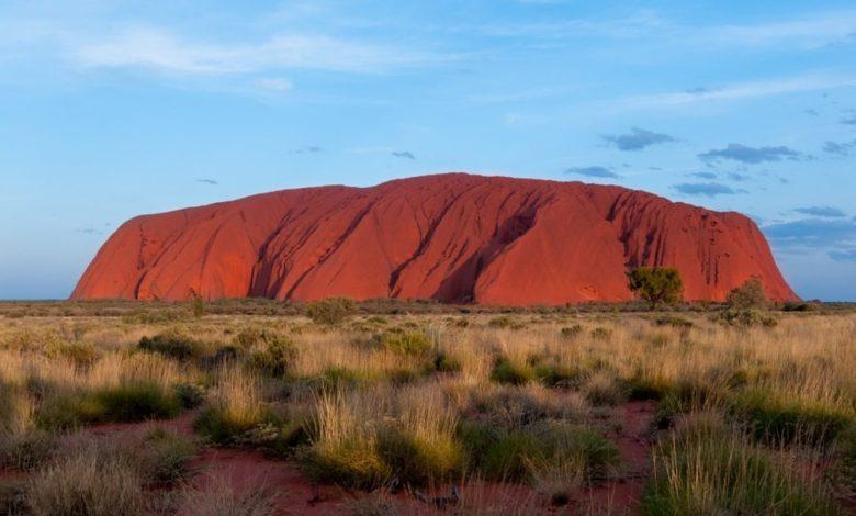 Uluru, avstralija,