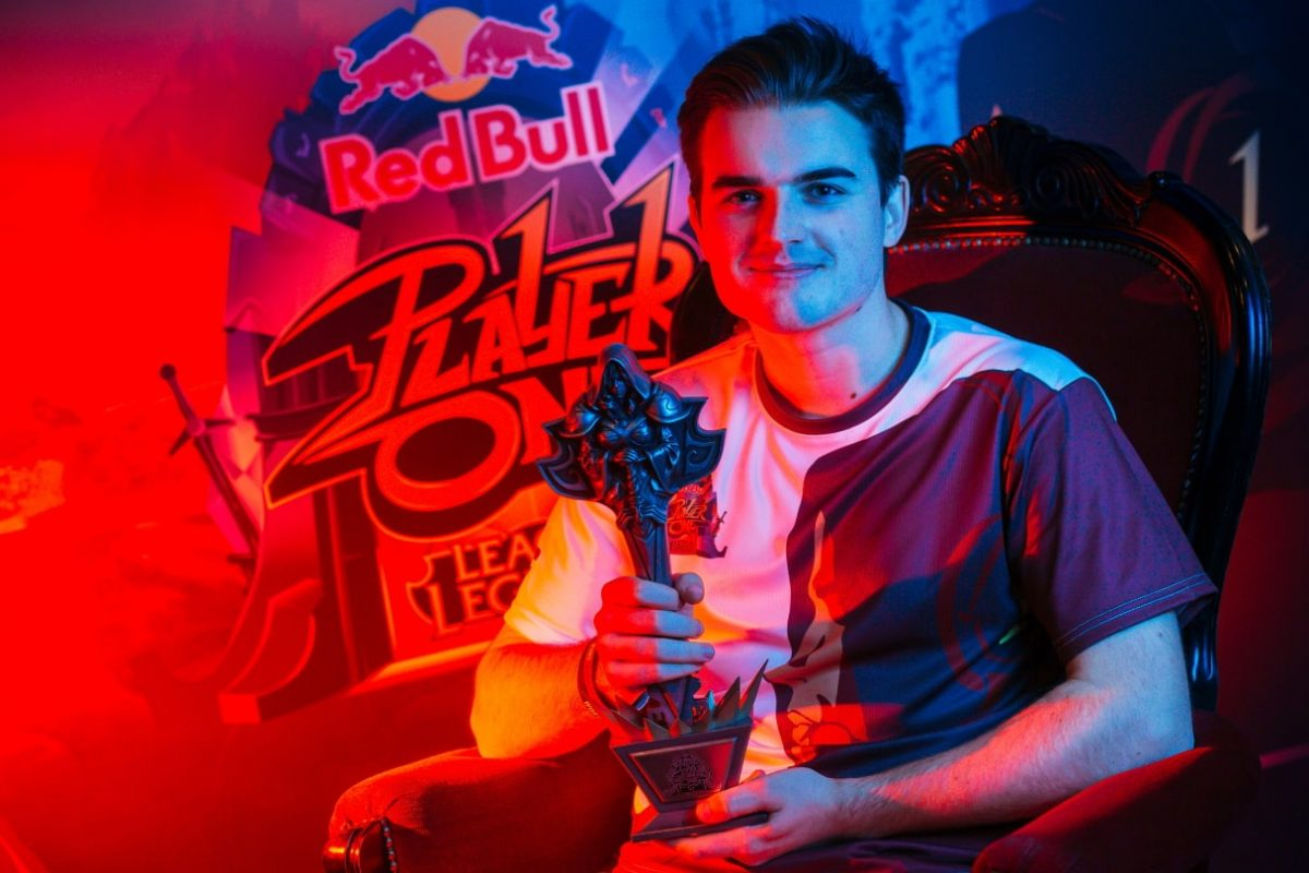 Red Bull Player One, League of Legends, Slovenije, Slovenija,
