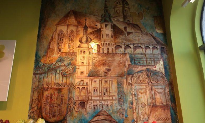 umetnine, Kavčičev sgraffito, Bogdan Čobal, Freska Maribora, novica, umetniško delo, umetnosti,