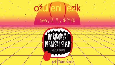 Photo of Retro slam // Ožuljeni jezik