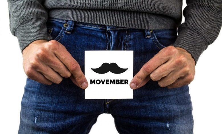 Movember, rak, november, moški, plučni rak,