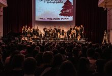 Photo of Na Božičnem koncertu Medicinske fakultete odmevali praznični zvoki