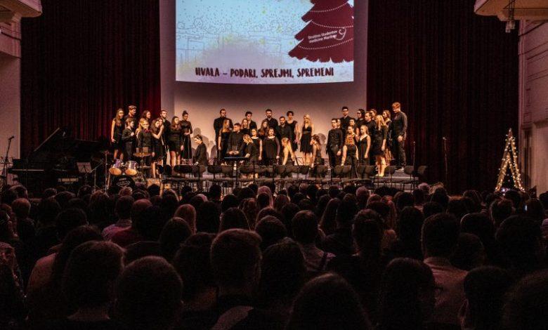 Medicinska fakulteta, glasba, MF, Adi Smolar, Unionska dvorana, božični koncert, Društvo študentov medicine Maribor, Študentski orkester Maribor