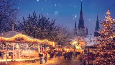Photo of Evropska mesta še ves december krasijo božični sejmi