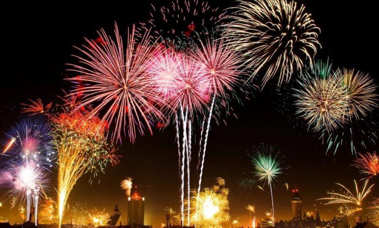pirotehnike, novo leto, ognjemet, Hongkong, Celje, Maribor, silvestrovanja,