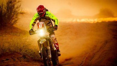 Photo of Simon Marčič tudi letos na dirki reli Dakar
