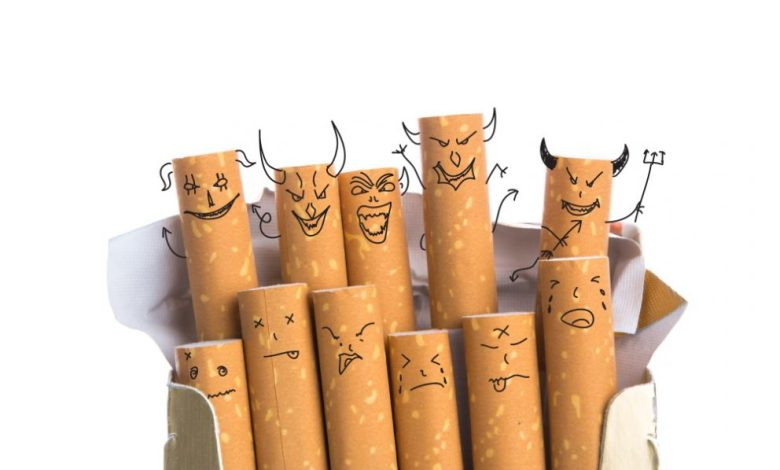 Enotna embalaža, tobak, cigareti,