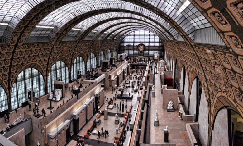 muzeju, Jean-Philippe Delhomme, muzej, Orsay, Pariz, umetnikom,