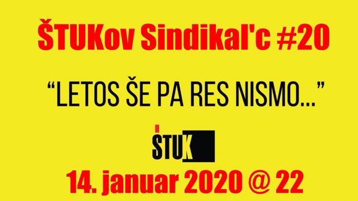 Sindikal'c, Štuk, Maribor