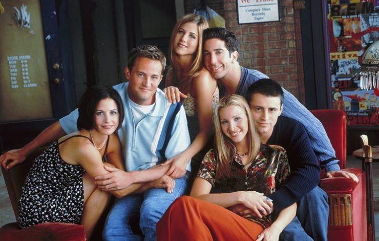 Prijateljev, Prijatelji, HBO MAX, Jennifer Aniston, Courteney Cox, Lisa Kudrow, Matt LeBlanc, Matthew Perry, David Schwimmer, Friends