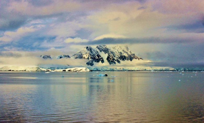 Antarktiki, rekord, temperatura, Antarktika,