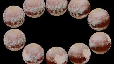 """Photo of Plutonovo """"utripajoče srce"""" oblikuje njegovo površje in vpliva na atmosfero"""