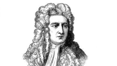 Photo of Po nesreči odkrili redko knjigo Isaaca Newtona