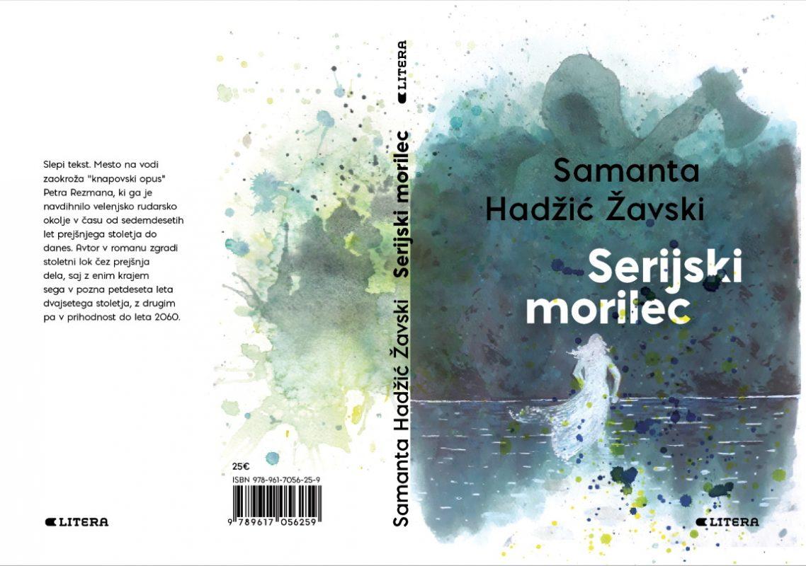 Samanta Hadžić Žavski, intervju, Spekter, mladi, zbirko, fascinirali,Slovencu, zgodbe, tematike, ženski, zbirka, literatura, zgodb, litera