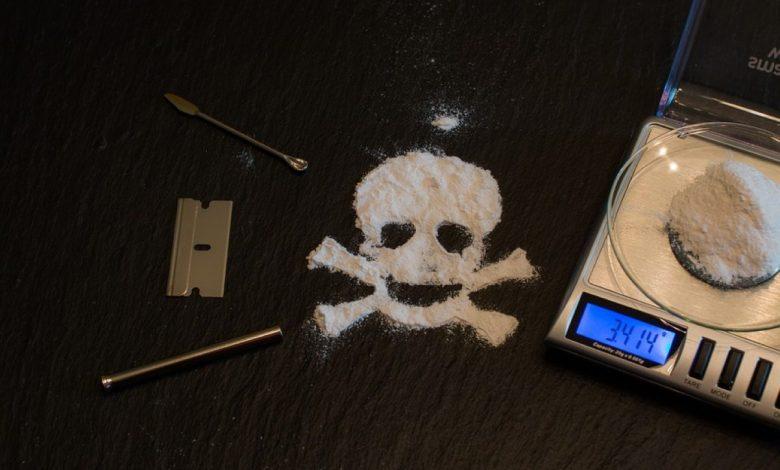 kokaina, prepovedanih drog, prepovedane dorge, Maribor, Ljubljana, Domžale, Koper, Novo mesto, Velenje, Kokain