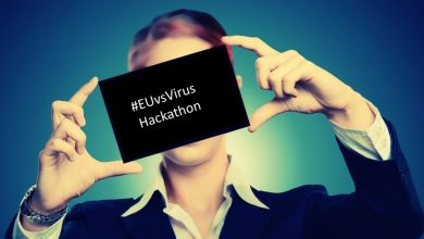 Photo of Shekaj virus na panevropskem hackathonu