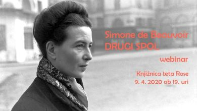 Photo of Knjižnica tete Rose: Simone de Beauvoir