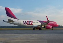 Photo of Wizz Air namerava od 1. maja ponovno leteti z Dunaja
