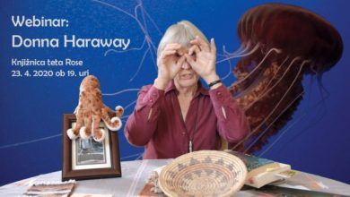 Photo of Knjižnica tete Rose na Noč knjige: Donna Haraway