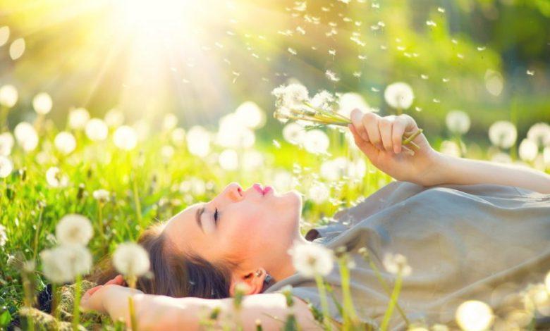 boljše počutje, Alergije, prijetnejše vreme, alergenov, imunost, nasvet, nasveti,