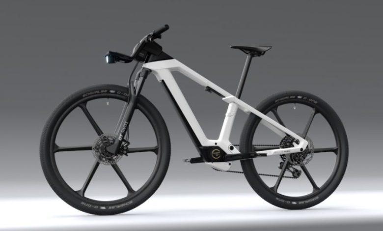 Futuristično kolo, eBike DesignVision, kolo, abs, bosch,