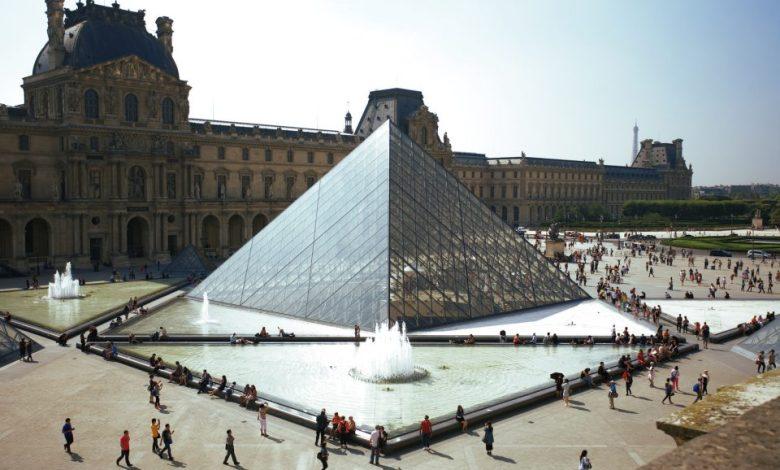 Louvre, omejitve, covid-19, koronavirus, muzej, francija, odprtje,