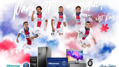 Photo of Hisense in Paris Saint-Germain sklenila globalno partnerstvo