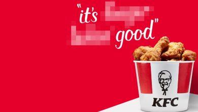 Photo of KFC spreminja slogan, ki ga je spremljal 64 let