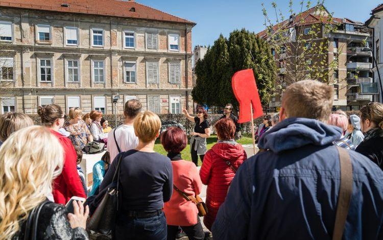 Rajzefiber, Festival sprehodov, Adrifund, Maribor,