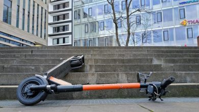 Photo of Policija poziva k varni uporabi električnih skirojev