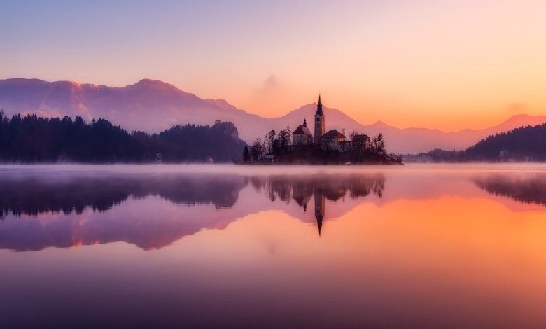 Lonely Planet, bled, slovenija,