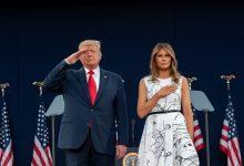 Melania Trump, Prva dama ZDA, Donald Trump, volitve, republikanci,