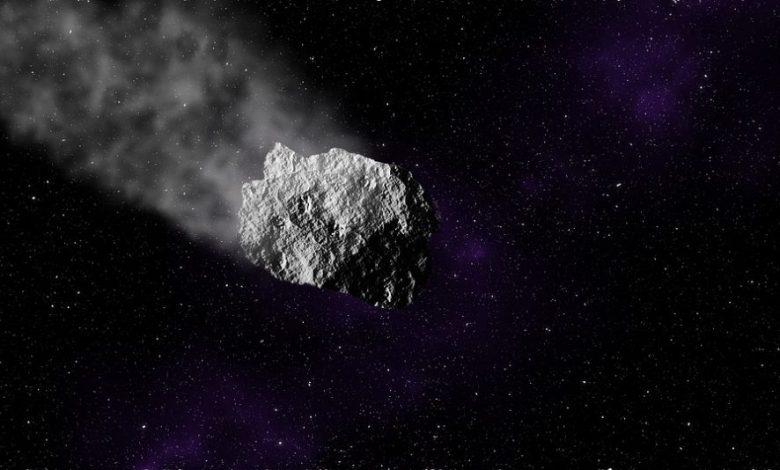 asteroida, nasa, vzorec