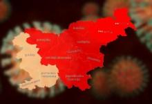 Photo of Med rdečimi regijami tudi Podravje in Pomurje