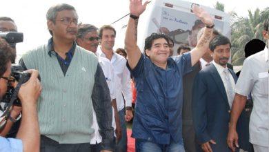 Photo of V 61. letu starosti je umrl nekdanji argentinski nogometaš Diego Maradona