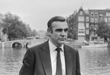 Photo of V spomin najboljšemu Bondu: SeanConnery