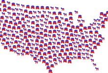 Photo of Volitve v ZDA: Trump in Biden v tesnem boju za zmago