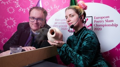 Photo of 7. Evropsko prvenstvo v slam poeziji – zmagovalka je Španka Olza Olzeta