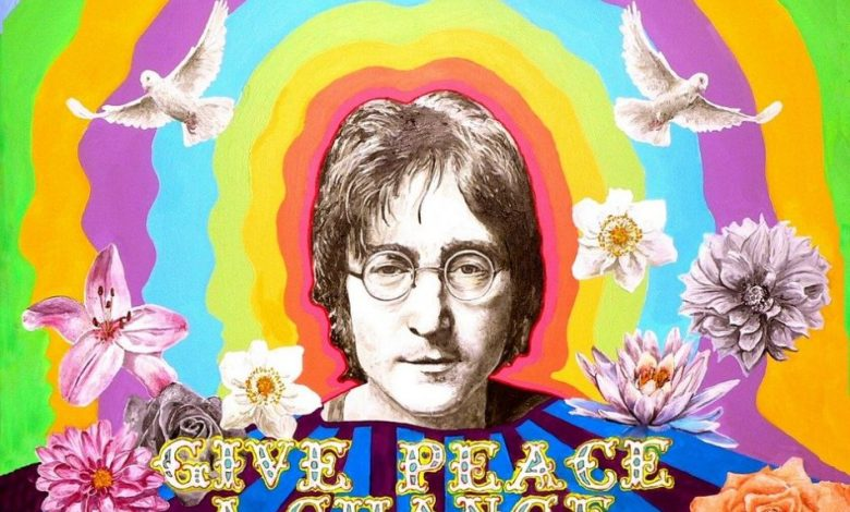 John Lennon, 40 let, The Beatles,