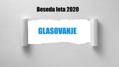 Photo of Začelo se je glasovanje za besedo leta 2020
