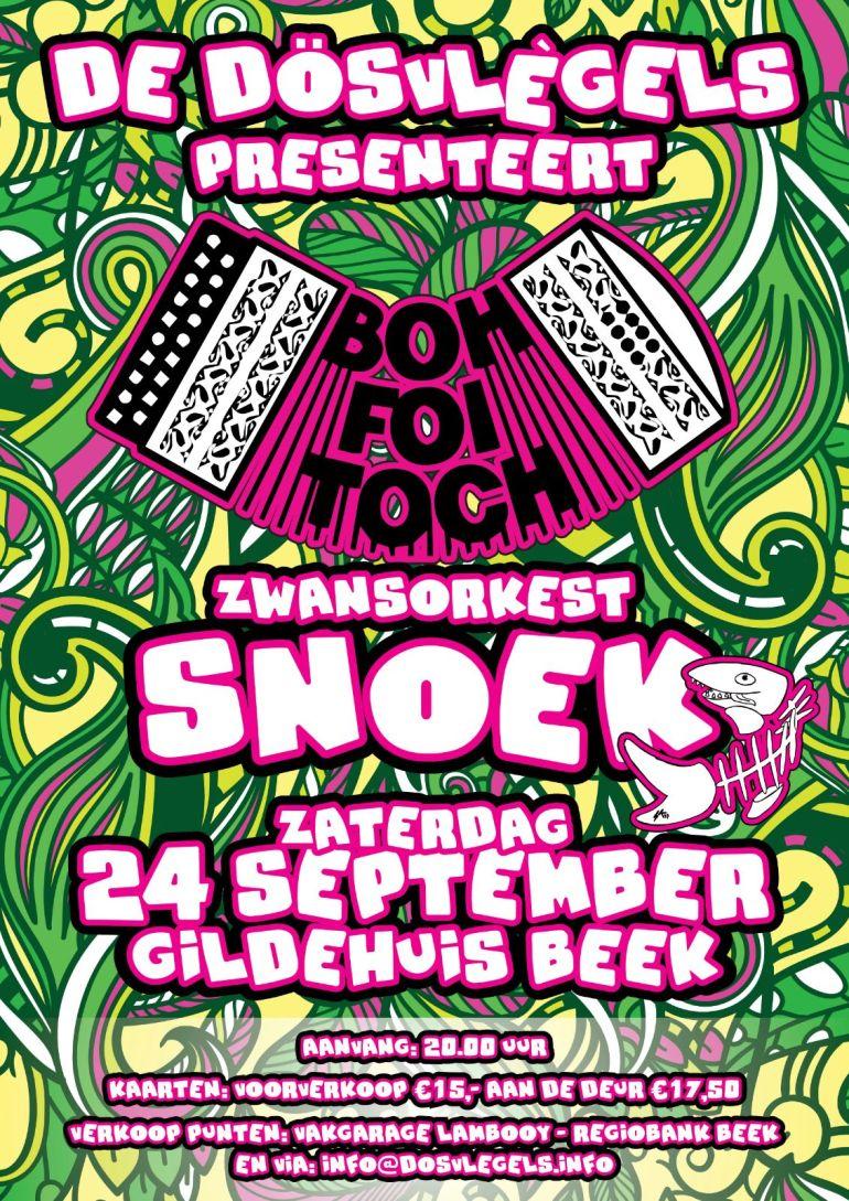 Boh Foi Toch & Snoek