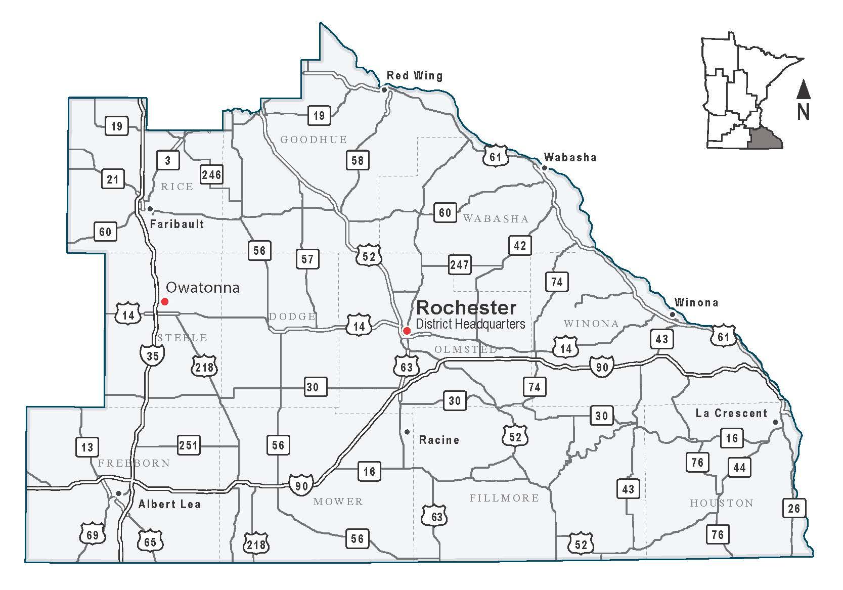 Southeast Minnesota District 6