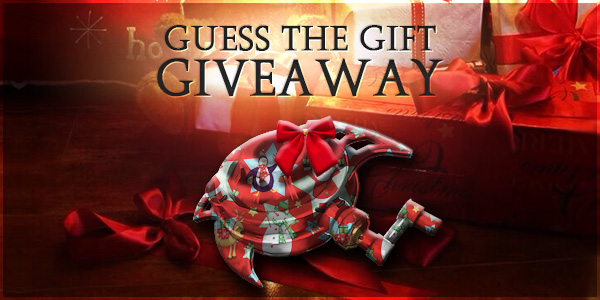Giveaway Guess The Gift DOTAFire