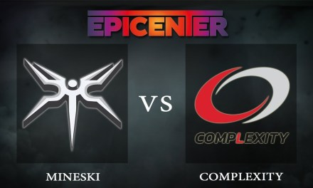 Mineski vs Complexity Game 3 – EPICENTER XL, Group Stage Day 4 – Dota 2
