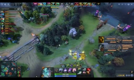 Geek Fam VS Clutch Gamers Game 2 China Dota 2 Super Major SEA Qual [LIVE]