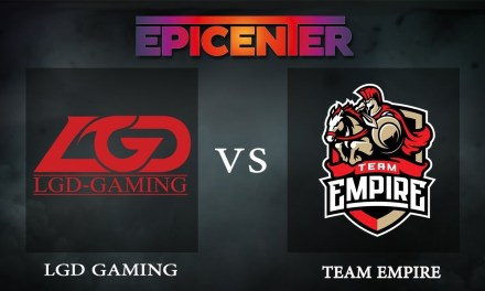 PSG.LGD vs Empire Game 2 – EPICENTER XL, Group Stage Day 4 – Dota 2