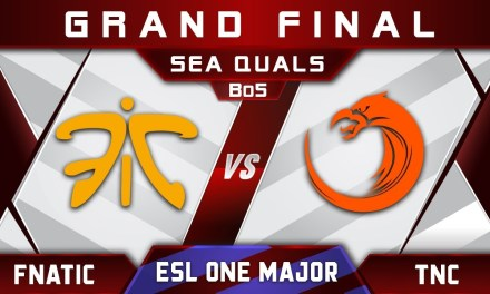 Fnatic vs TNC Grand Final SEA ESL One Birmingham Major 2018 Highlights Dota 2