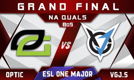 OpTic vs VGJ.S Grand Final NA ESL One Birmingham Major 2018 Highlights Dota 2