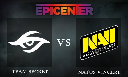 Secret vs Navi Game 1 – EPICENTER XL, Group Stage Day 3 – Dota 2